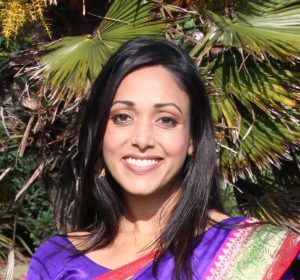 Integrative counsellor and psychotherapist: Dr Nilu Ahmed